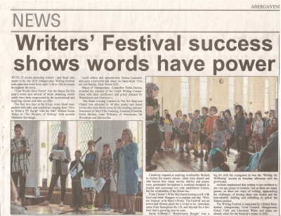 Abergavenny Writing Fest