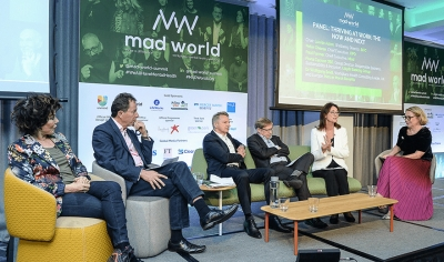 Mad World Resilience Inspiring