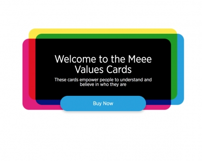 Meee Values Cards