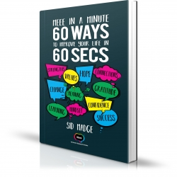 Meee in a Minute - 60 ways to improve your life in 60 seconds