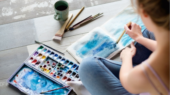 Improving Your Everyday Life Through Art Therapy