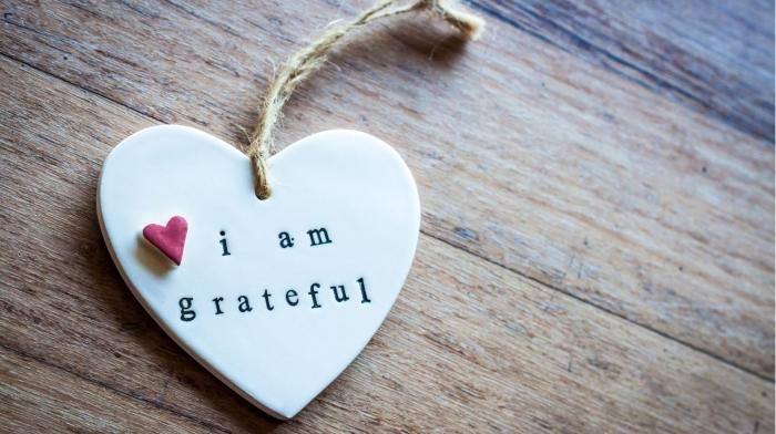 Lets Be Grateful